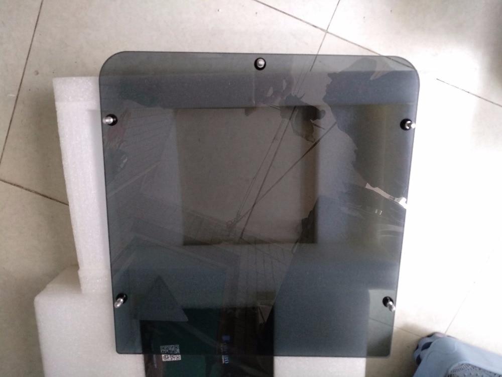 Боковая панель компьютер чехол алюминиевый стеклянными панелями применяться UMX3 UMX4 РМ3