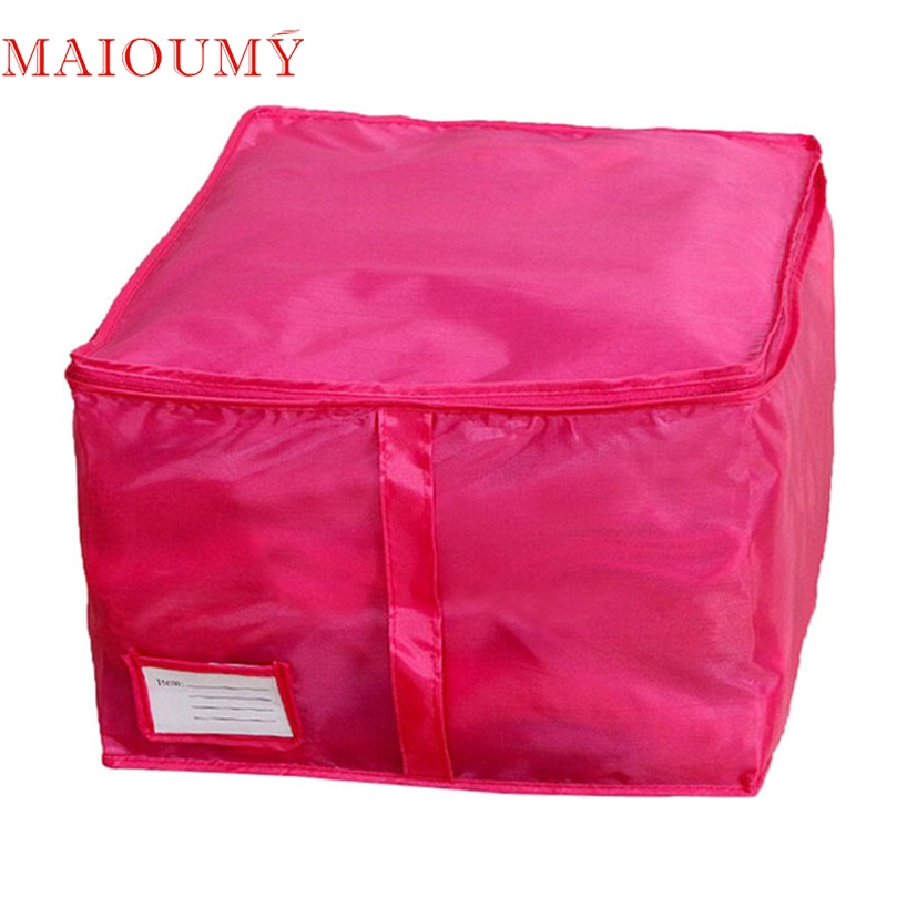 My House Small Size Clothing Storage Boxes 3 Colors Quilts Sorting Pouch Underwear Socks Organizer Bag 17 New Hot Sell 17Mar10 ...
