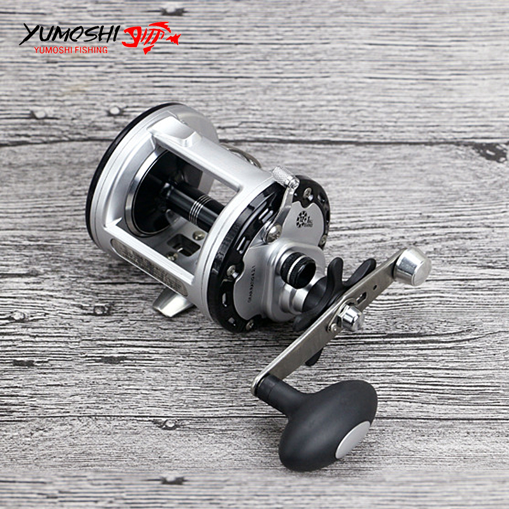 Drum Saltwater Fishing Reel Baitcasting 12+1BB Sea Fishing Reels Bait Casting Right Hand Surfcasting Reel new 12bb left right handle drum saltwater fishing reel baitcasting saltwater sea fishing reels bait casting cast drum wheel
