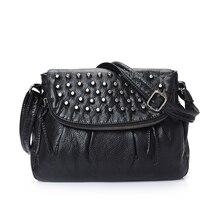 Frauen handtaschen frauen designer marke vintage crossbody umhängetaschen frauen umhängetasche Gewaschen PU weiche tasche