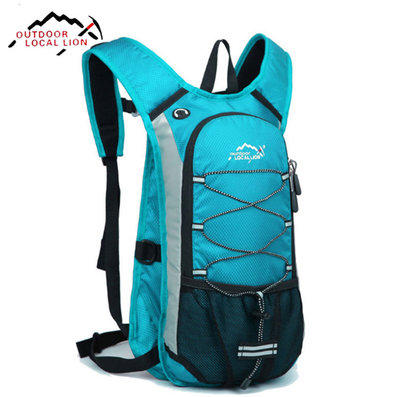 9 Colors Cycling Running Hydration Backpack Bike Rucksack Daypack For Outdoor Sports Bike Riding Climbing Hiking Travelling