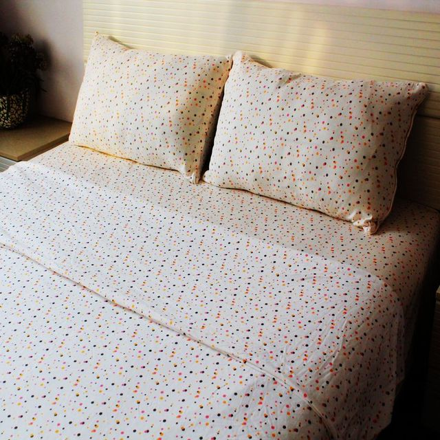 Superieur Tianzhu 100% Cotton Kit 100% Cotton Single Jersey Knitted Duvet Cover Bed  Sheets Pillow