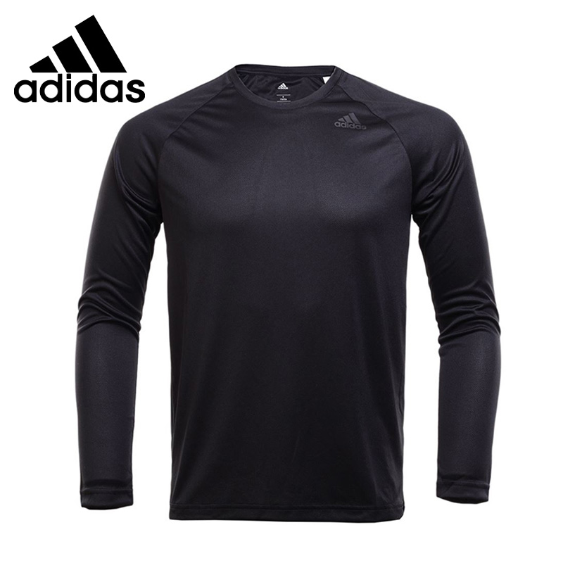 Original New Arrival 2017 Adidas D2M LONGSLEEVE Men's T-shirts Long sleeve Sportswear j m d 2017 new arrival 100