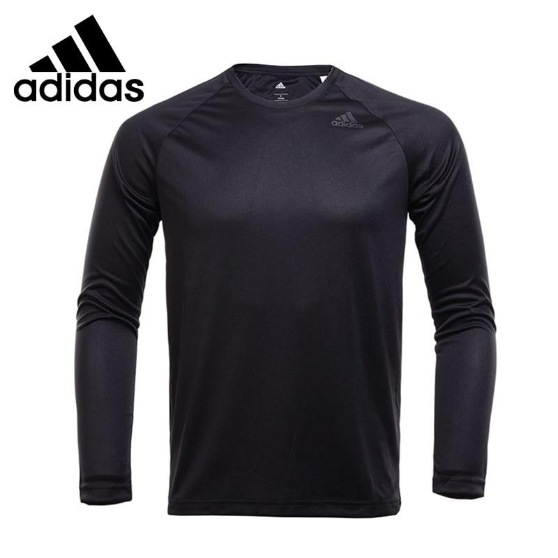 Original New Arrival 2018 Adidas D2M LONGSLEEVE Men's T-shirts Long sleeve Sportswear original new arrival 2017 adidas club tee men s t shirts short sleeve sportswear