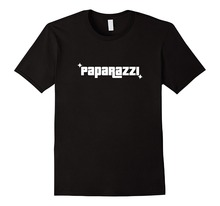 Novelty T Shirts Best Friend Paparazzi O-Neck Short Sleeve Mens