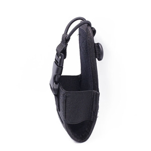 Image 4 - 2Pcs MSC 20D Nylon Multi Funktion Tasche Tasche Holster Tragen Fall für BaoFeng UV 5R UV 82 TYT Mototrola Walkie Talkie
