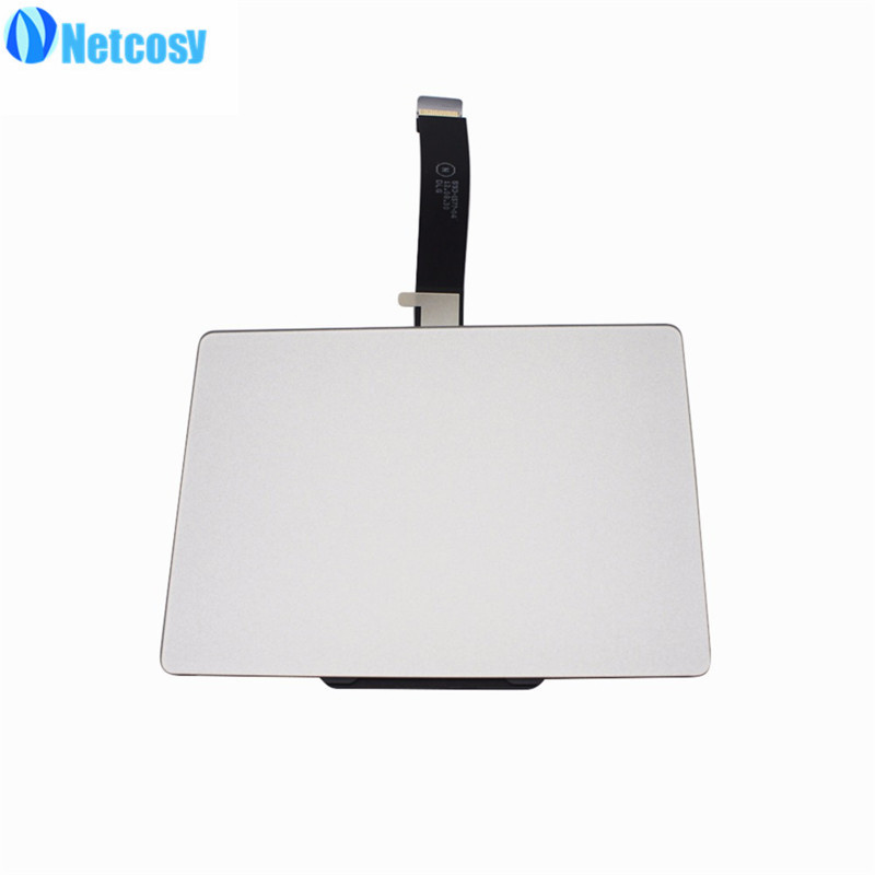 Netcosy A1425 2012 Year New Sliver Trackpad Touchpad Touch Panel repair part For MacBook Pro 13 Retina A1425 2012 High quality new silver for macbook pro retina 15 4 a1707 force touch pad touchpad trackpad