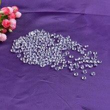NEW! НОВЫЙ!! 200 шт. 10 мм цвета жемчужина кристалл алмаза свадебные украшения свадебный подарок