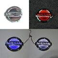 1 шт. 3D Стайлинга Автомобилей Led Логотип Свет Авто Значок Задняя Эмблема Хвост Парковка Лампы для NISSAN TIIDA/X-TRAIL/Geniss