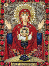 A1355 Diamond Embroidery Home Decor 3DIY the Virgin Mary 100%  Resin Tool dril Painting Cross Stitch Fashion Mosaic Needlework a1405 diamond embroidery home decor 3diy strawberry 100