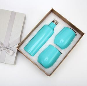 Image 1 - ชุดขวดไวน์ Great ของขวัญกล่องสำหรับเพื่อนและลูกค้าแก้วเบียร์ถ้วยไวน์แดง amazing LOGO สามารถปรับแต่ง