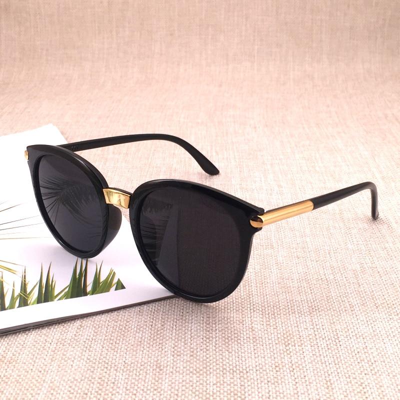 Klassische Runde Vintage Sonnenbrille Frauen Mode Marke Design Spiegel Sonnenbrille Weibliche Shades Retro Gafas Oculos De Sol UV400