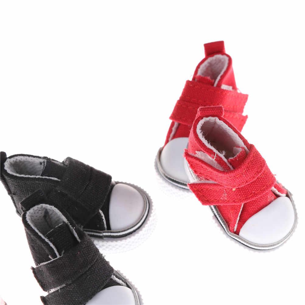 Модные Повседневные туфли Сникеры для кукол BJD мини-кукла обувь 1/6 BJD кукла игрушечная обувь сапоги 5 см