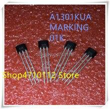 IC NEW 10PCS A1301KUA A1301 MARKING 01K TO-92S IC