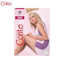 Колготки женские Conte SOLO 40 (3 пары в упаковке) размер 2