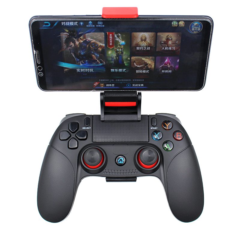 Bluetooth Wireless Game Controller Android Gamepad Remote Smartphone PC Joystick for Android TV Box Tablet Windows PC 360 Games image