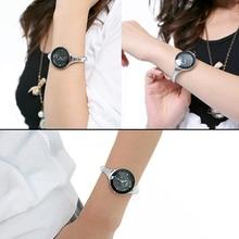 Hot Sales 2015 Trended Elegant Female Bangle Dress Watch Fashion Quartz Watches Lady Clasp Bracelet Wristwatch  62RJ