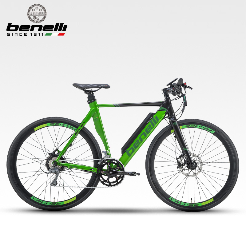 New Arrival 28″ 16 Speed 250W Professional Road E bike Electric Bicycle, Electric Bike With 36V/8.8AH P@nsonic Lithium Battery