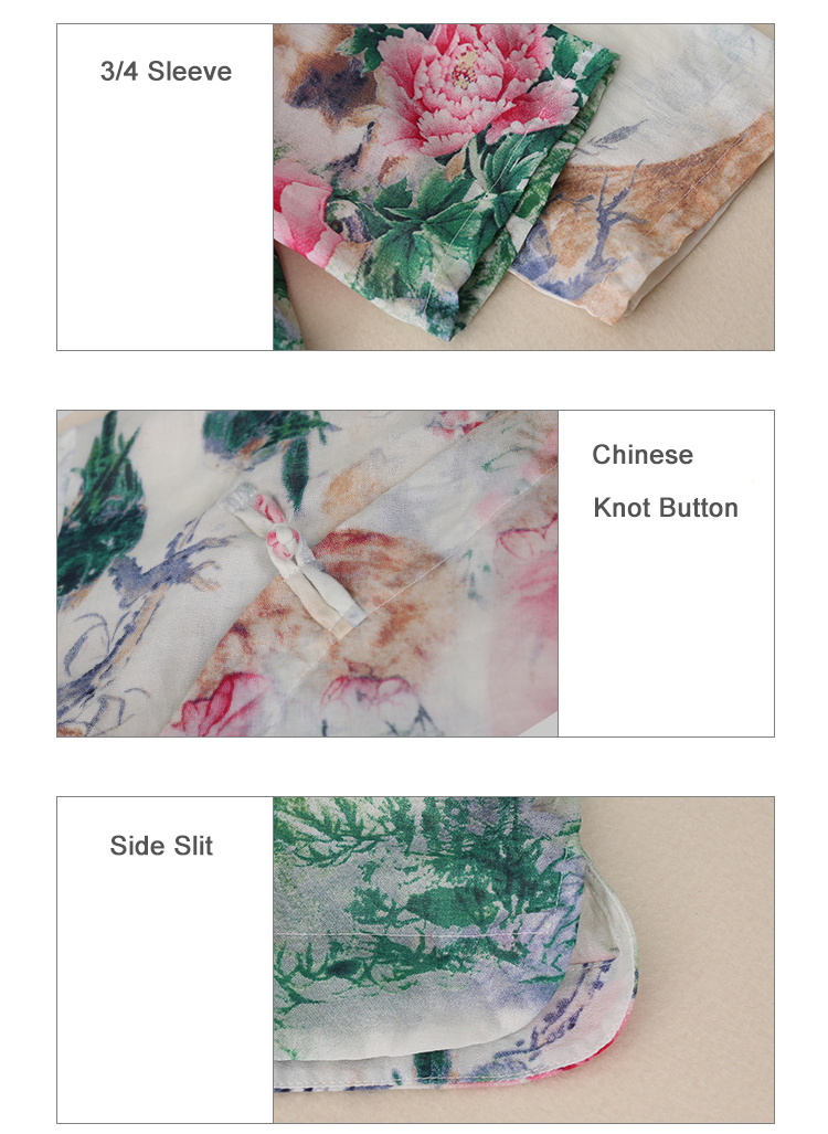 LZJN Tops Clothing Cheongsam 17