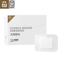 Youpin Miaomiaoce Disposable Sterile Wound Dressing Adhesive Bandage First Aid Breathable Kit Medical Hemostatic