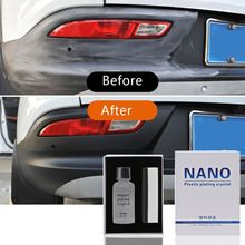 Car Beauty Multi function Plating Refurbishing Agent Crystal Polishing Coating