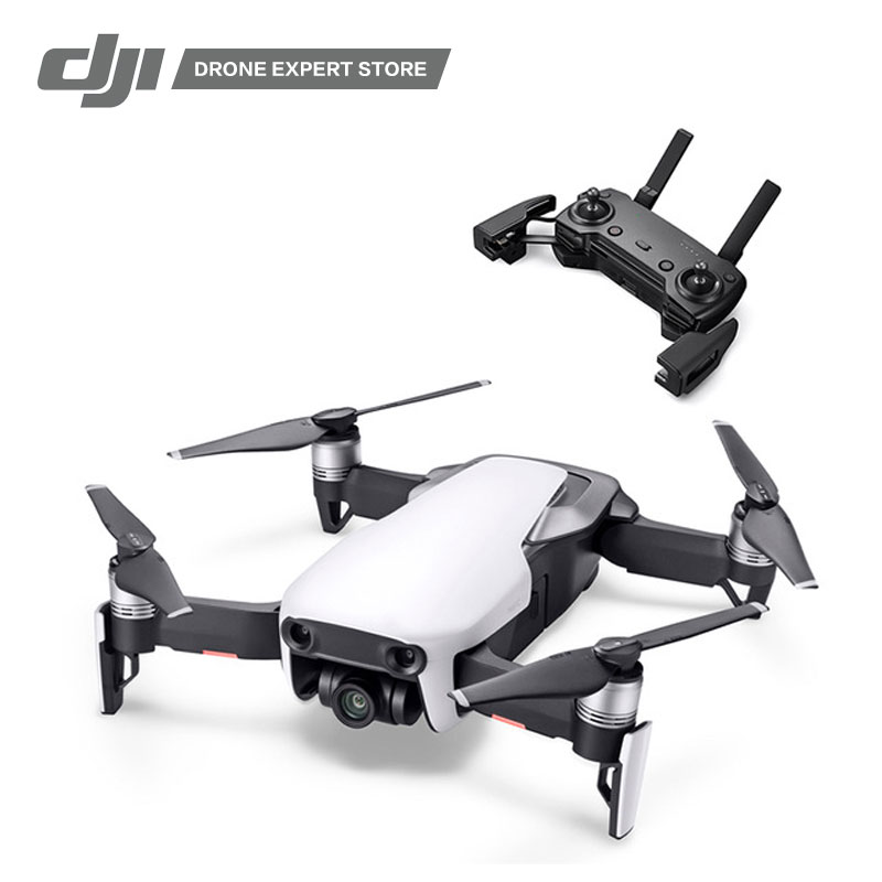 DJI Mavic Air Drone Foldable Remote Control Quadcopter with 4K 100 Mbps Video Camera & 8GB Internal Storage Aerial Photograph