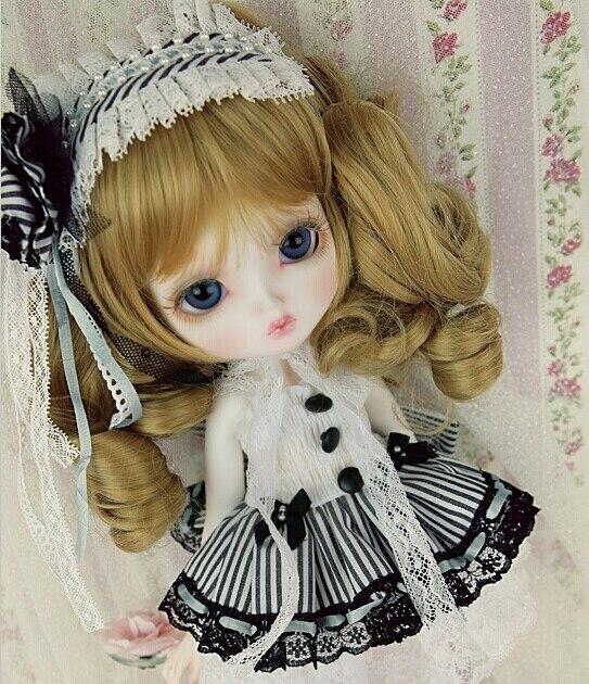 stenzhorn(stenzhorn) 1/4 Leeke Doll Clarice sd / bjd / toy doll Free eyes