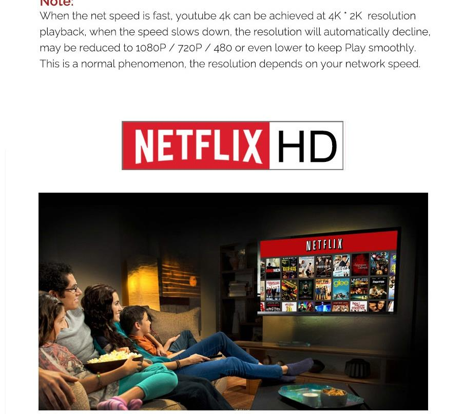 MECOOL M8S PRO L Android TV OS Netflix 1080P 3GB/32GB YouTube 4K TV Box  with Voice Remote Amlogic S912 802 11ac WiFi