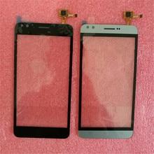 "5 ""pantalla Táctil Para Prestigio Muze C3 PSP3504Duo PSP3504 lente de cristal digitalizador del sensor del panel envío gratis"