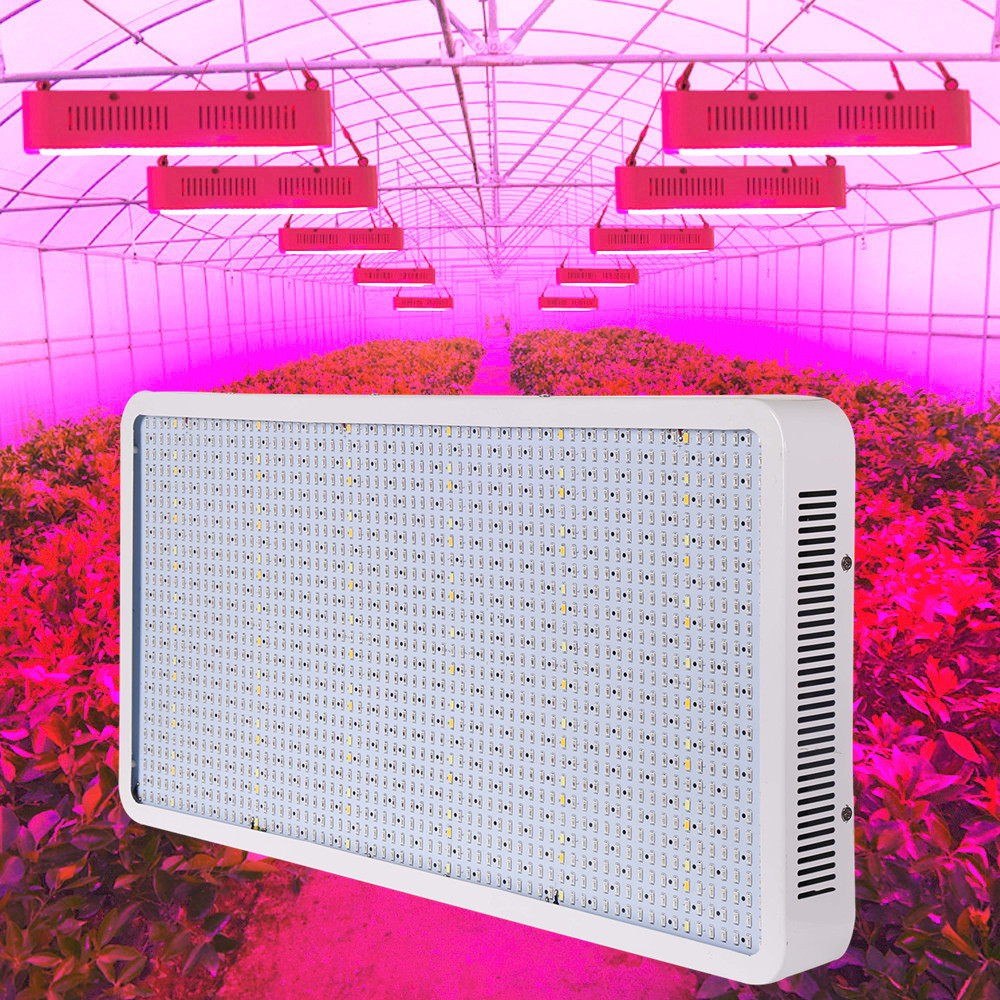 400W 600W 800W 1200W 1600W LED Grow Light Full Spectrum Hydroponic Indoor Plant Lamp AC85-265V Vegetables & Flowering High Yield augur men s messenger bag multifunction canvas leather crossbody bag men military army vintage large shoulder bag travel bags
