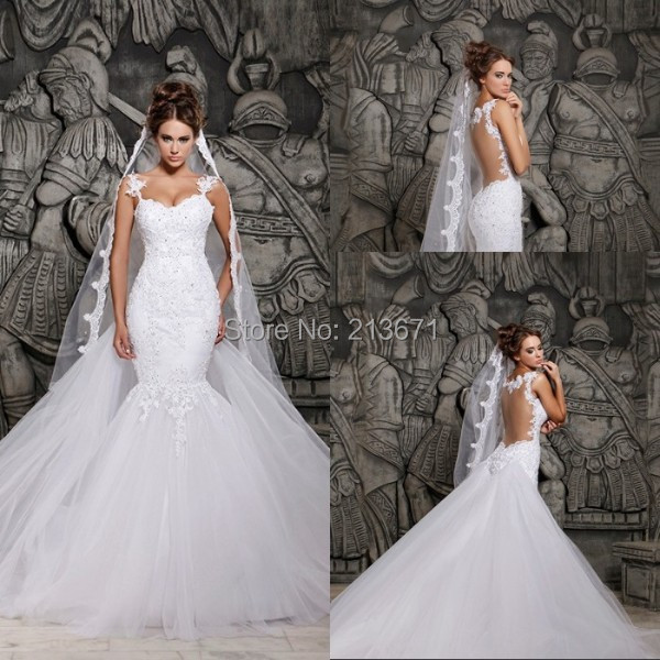 Online Get Cheap Designer Wedding Dress Discount -Aliexpress.com ...