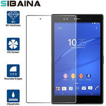 Protective Film for Sony Xperia Z3 Tablet Compact 8 Tempered Glass Screen Protector for Sony Xperia Tablet Z3 Screen Protector