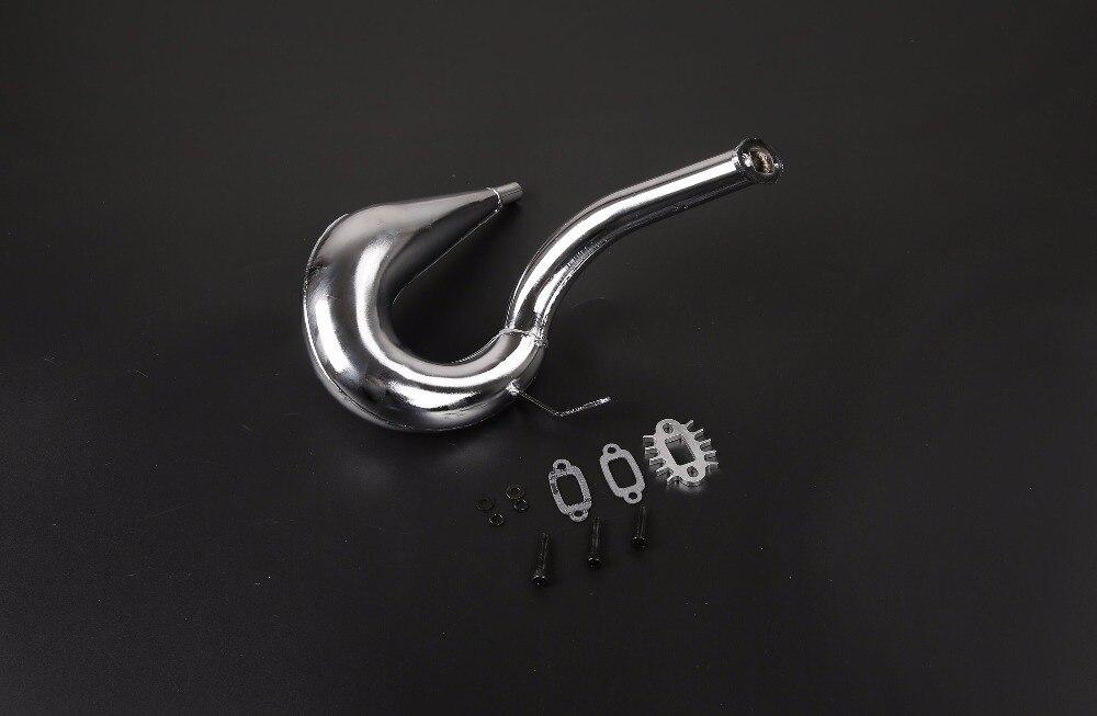 Dominator a amélioré le tuyau épuisé pour hpi rovan baja 5b à l'échelle 1/5-in Pièces et accessoires from Jeux et loisirs    1