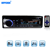 Audio-Player Autoradio Bluetooth Mp3 In-Dash 1-Din Music Car 60wx4 12V with Aux-Input