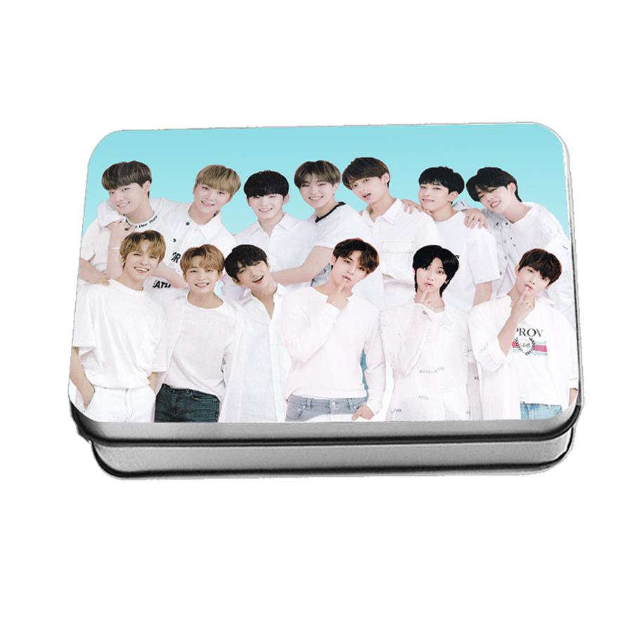 Jewelry Findings & Components Ambitious Kpop Seventeen Caratland 2018 Polaroid Lomo Photo Card S.coups Woozi Seungkwan Hd Photocard 40pcs/set Durable Modeling