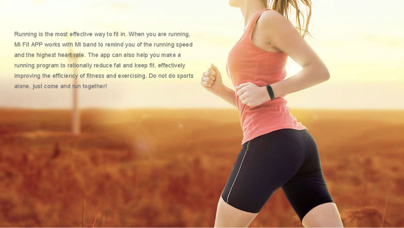Xiaomi Mi Band 2 Fit Replacement Smart MI Band 2 Touchpad Screen Heart Rate Monitor Pedometer Wristband IP67 FitnessTracker 17