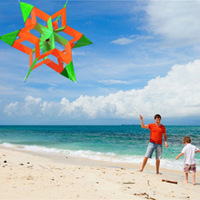 39.4 x 15.0 Inch Colorful Single Line Lotus Kite for Kids and Adults Outdoor Beach Flying Kite with 30m String and Handle kite flying tool kite line dual line stunt kite flying string 100kg x 20m x 2 for kiteboarding kitesurfing trainer kite