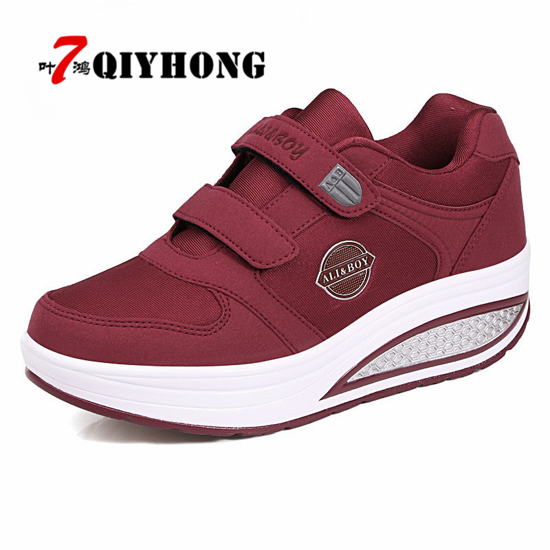 2018 Fashion Breathable Casual Flat Shoes Women Ladies Light Swing Platform Girls Shoes Women Slimming Casual Women Flats Shoes2018 Fashion Breathable Casual Flat Shoes Women Ladies Light Swing Platform Girls Shoes Women Slimming Casual Women Flats Shoes
