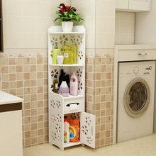 5-Слои Ванная комната стеллаж для хранения напольные Водонепроницаемый Туалет боковой шкаф Гостиная Кухня Хранение Полка-органайзер для ванной