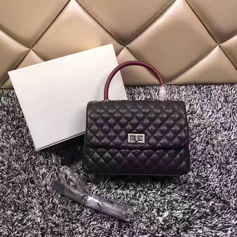 2017 New Women Classic Design Flap Bag Quilted Chain Bag Famous Brands Double-use Cross Body Handbag Shoulder Bag Messenger Bag lemon design chain bag