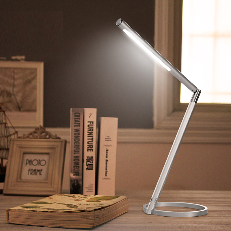 high power modern flex eye protection led desk lamp touch sensor dimmable table light for study. Black Bedroom Furniture Sets. Home Design Ideas