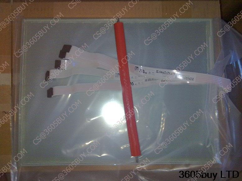 ФОТО New Scn-at-flt15.0-002-oh1 15 inch 5 Wire Touch Screen