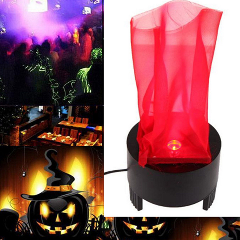 Led Fake Flame Lamps Fire Effect Torch Light Fire Pot Bowl