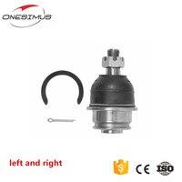2pcs Front Good quality Ball Joint Wheel Suspension OEM 43330 09510 for T 1KD FTV 2KD FTV HILUX III Pickup TGN1,GGN2, LAN, GGN1