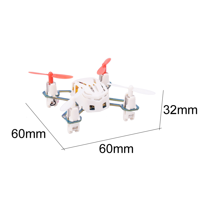 Quadcopter Mini with Drone 4
