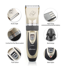 Electrical Professional Grooming Kit for Dogs