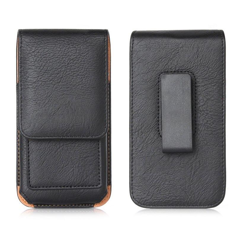 CHEZVOUS 360 Rotasi Belt Clip Pouch Case untuk iPhone 7 6 6 S - Aksesori dan suku cadang ponsel - Foto 4