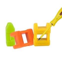 CARRYWON Mini-Fast 2 в 1 отвертка плюс магнетизер размагничиватель инструмент отвертка Магнитная высокое качество детали ручного инструмента