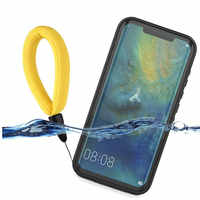 Funda impermeable IP68 Huawei Mate 20 Pro Funda Huawei Mate20 Pro a prueba de agua 360 protección transparente para Mate 20Pro caso