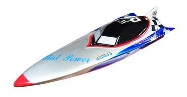 free shipping rc boat r/c boat Bat Power 940BP(Silver,Blue)-RTR(Pistol Transmitter) Brushless EP Medium Boats toys
